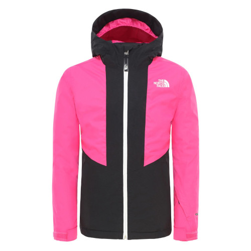 Geaca Ski Copii The North Face Girl'S Clementine Triclimate Mr. Pink