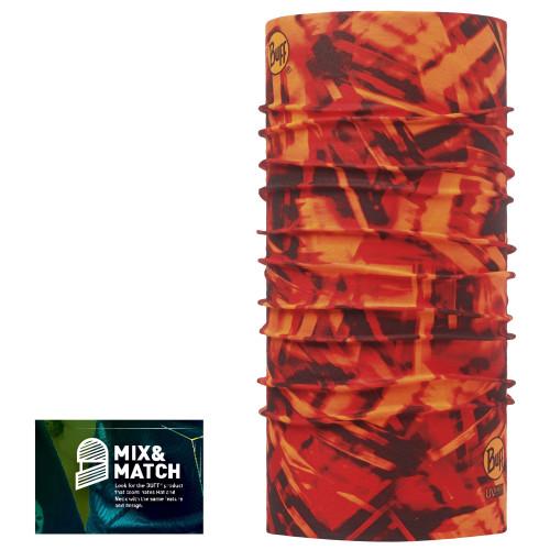 Esarfa Buff High UV Nitric Orange Fluo