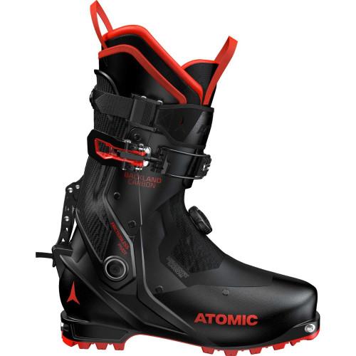 Clapari Ski Barbati Atomic BACKLAND CARBON Black/Red