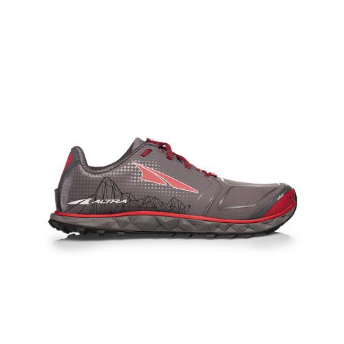 Pantofi Alergare Barbati Altra Superior 4 Gray / Red