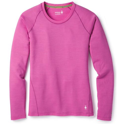 Bluza Corp Smartwool Merino 150 Baselayer Pattern Long Sleeve Femei