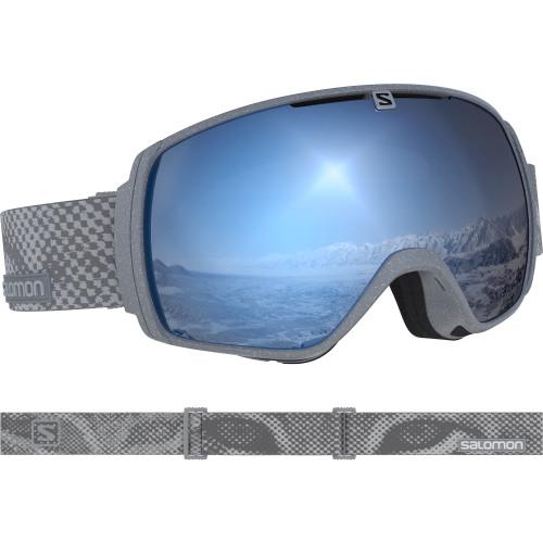Ochelari Ski Salomon Xt One Sigma stone/Uni Sky Blu