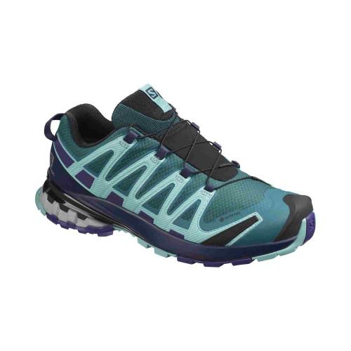 Pantofi Alergare Femei XA PRO 3D v8 GTX W Verde