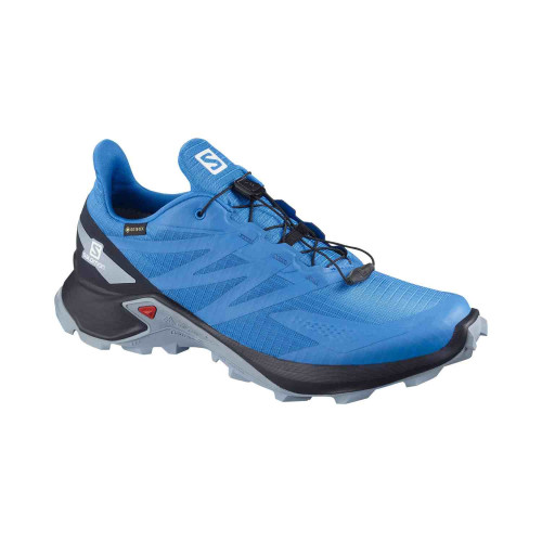 Pantofi Alergare Barbati SUPERCROSS BLAST GTX Albastru