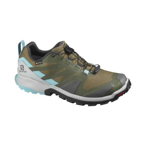 Pantofi Alergare Femei XA ROGG GTX W Kaki