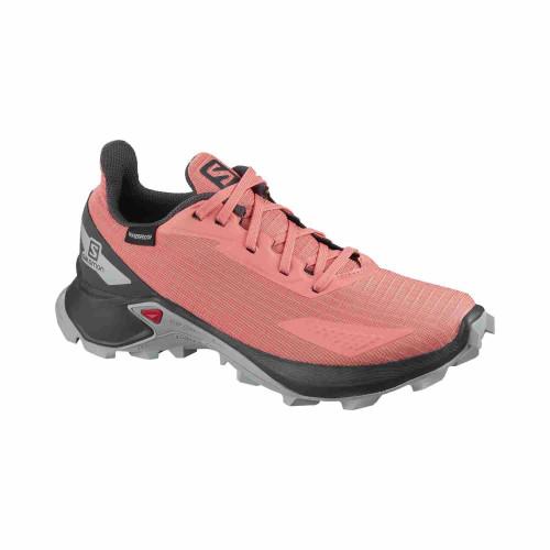 Pantofi Alergare Juniori ALPHACROSS BLAST CSWP J Roz