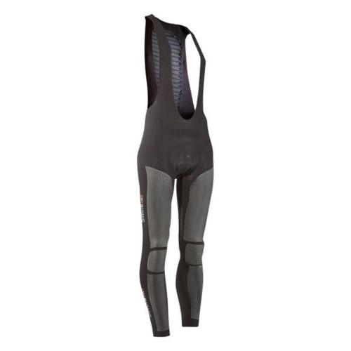 Pantaloni X-Bionic Bikking Man Windskin Ow Bib Long Elite