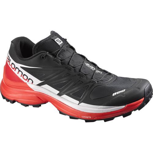 Pantofi alergare barbati Salomon S-Lab Wings 8 Soft Ground