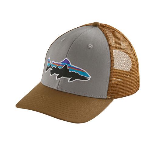 Sapca Patagonia Fitz Roy Trout Trucker Hat