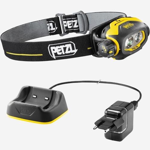 Frontala Petzl Pixa 3R cu Acumulator