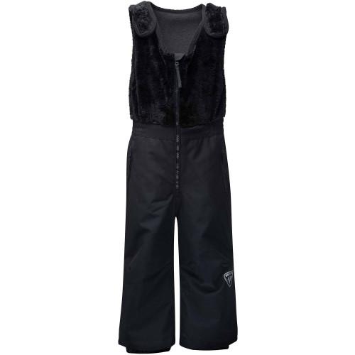 Pantaloni Ski Copii Rossignol Kid Ski Pant Black