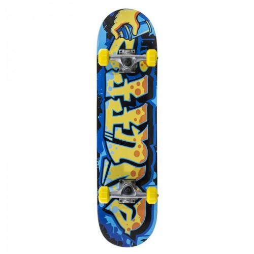 Skateboard Enuff Graffiti 31x7.75 inch Galben