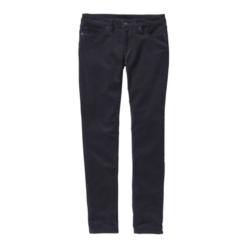 Jeans Femei Patagonia Fitted Corduroy Pants Smolder Blue
