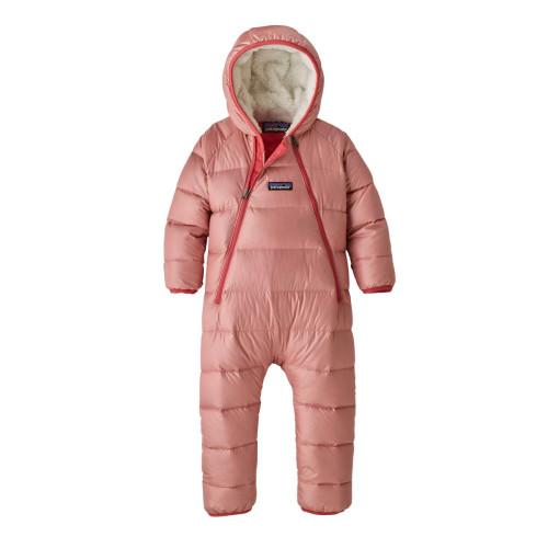 Combinezon Ski Copii 0-5 ani Patagonia Infant Hi-Loft Down Sweater Bunting Rosebud Pink