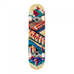 Skateboard Enuff Isotown 31.5x7.75 inch Bej Skateboard Enuff Isotown 31.5x7.75 inch Bej