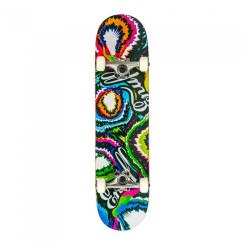 Skateboard Enuff Acid Multicoloured 31x7.75 inch Multicolor Skateboard Enuff Acid Multicoloured 31x7.75 inch Multicolor