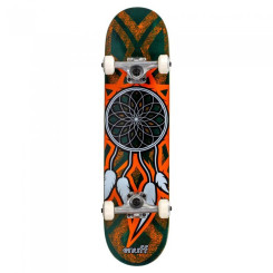 Skateboard Enuff Dreamcatcher Teal/Orange 31x7.75 inch Multicolor Skateboard Enuff Dreamcatcher Teal/Orange 31x7.75 inch Multicolor