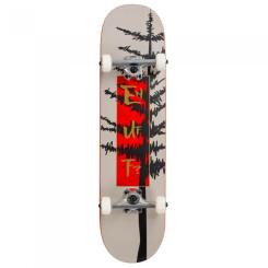 Skateboard Enuff Evergreen Tree Warm Grey/Red 32x8 inch Gri Skateboard Enuff Evergreen Tree Warm Grey/Red 32x8 inch Gri