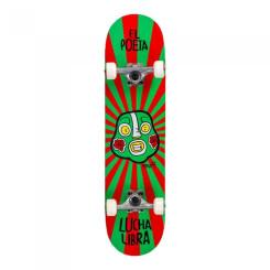Skateboard Copii Enuff Lucha Libre Mini Red/Green 29.5x7.25 inch Multicolor Skateboard Copii Enuff Lucha Libre Mini Red/Green 29.5x7.25 inch Multicolor
