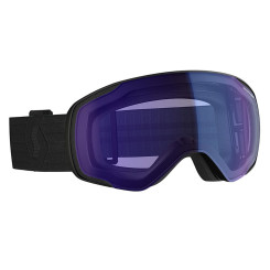 Ochelari Ski Unisex Scott Vapor Black/Illuminator Blue Chrome Ochelari Ski Unisex Scott Vapor Black/Illuminator Blue Chrome