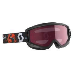 Ochelari Ski Copii Scott Jr Agent Black/Enhancer