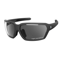 Ochelari Soare Drumetie Unisex Scott Vector Light Sensitive Black Matt/Grey (Negru) Ochelari Soare Drumetie Unisex Scott Vector Light Sensitive Black Matt/Grey (Negru)