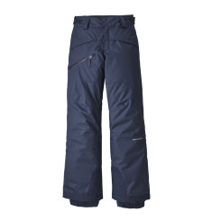 Pantaloni Ski Copii 5-14 ani Patagonia Boys' Snowshot Pants New Navy Pantaloni Ski Copii 5-14 ani Patagonia Boys' Snowshot Pants New Navy