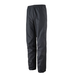 Suprapantaloni Drumetie Barbati Patagonia Torrentshell 3L Pants - Short Black Suprapantaloni Drumetie Barbati Patagonia Torrentshell 3L Pants - Short Black