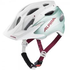 Casca Ciclism Alpina Carapax Jr. Pistachio/Cherry Matt Multicolor Casca Ciclism Alpina Carapax Jr. Pistachio/Cherry Matt Multicolor