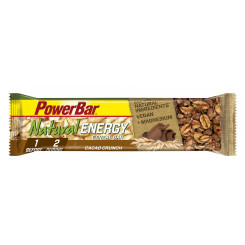 Baton Energizant Powerbar Natural Energy Cereal Cacao Crunch Baton Energizant Powerbar Natural Energy Cereal Cacao Crunch