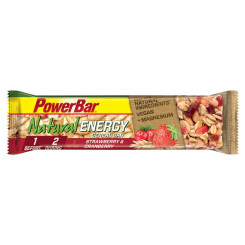 Baton Energizant Powerbar Natural Energy Cereal Strawberry Baton Energizant Powerbar Natural Energy Cereal Strawberry