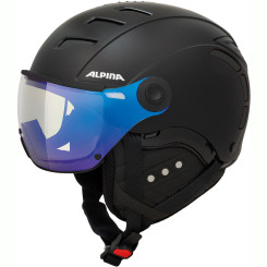 Casca Ski Alpina JUMP 2.0 VM black matt