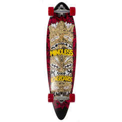"Longboard Mindless Longboards Tribal Rogue IV red 38""/96cm Longboard Mindless Longboards Tribal Rogue IV red 38""/96cm"