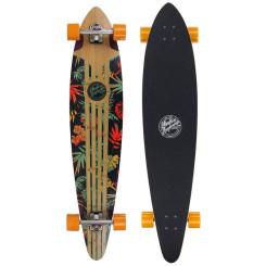 Longboard Mindless Maverick IV Talisman 46x9.75 inch Multicolor Longboard Mindless Maverick IV Talisman 46x9.75 inch Multicolor