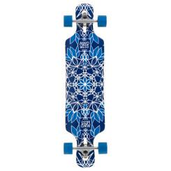 """Longboard Mindless Longboards Sanke III blue 39""""/99cm Longboard Mindless Longboards Sanke III blue 39""""/99cm"""