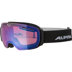 Ochelari Schi si Snowboard Alpina Granby HM black matt/red sapphire Ochelari Schi si Snowboard Alpina Granby HM black matt/red sapphire