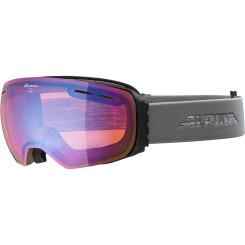 Ochelari Schi si Snowboard Alpina Granby HM grey/blue sapphire Ochelari Schi si Snowboard Alpina Granby HM grey/blue sapphire