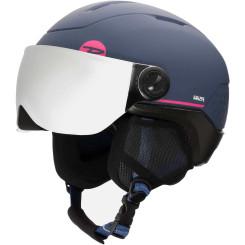 Casca Ski Copii Rossignol Whoopee Visor Impacts Blue/Pink Casca Ski Copii Rossignol Whoopee Visor Impacts Blue/Pink