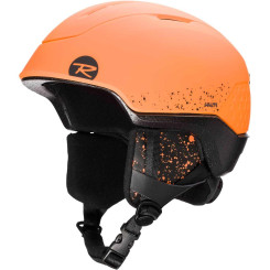 Casca Ski Copii Rossignol Whoopee Impacts Led Orange Casca Ski Copii Rossignol Whoopee Impacts Led Orange