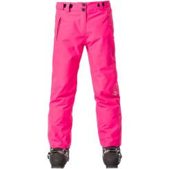 Pantaloni Ski Copii Rossignol Girl Ski Pant Pink Fushia Pantaloni Ski Copii Rossignol Girl Ski Pant Pink Fushia