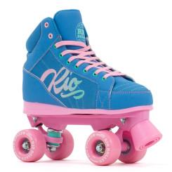 Patine cu rotile Rio Roller Lumina Blue/Pink (Albastru)  Patine cu rotile Rio Roller Lumina Blue/Pink (Albastru)