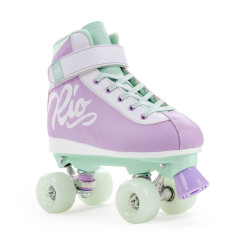 Patine cu rotile Rio Roller Milkshake purple/green (Mov)  Patine cu rotile Rio Roller Milkshake purple/green (Mov)