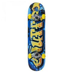 Skateboard Enuff Graffiti 31x7.75 inch Galben Skateboard Enuff Graffiti 31x7.75 inch Galben