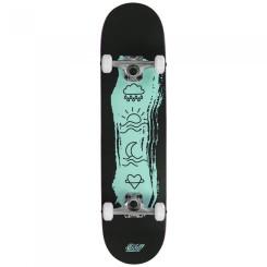 Skateboard Enuff Icon 31.5x7.75 inch Verde