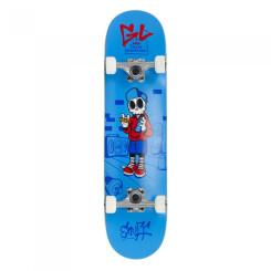 Skateboard Enuff Skully 31.5x7.75 inch Albastru Skateboard Enuff Skully 31.5x7.75 inch Albastru