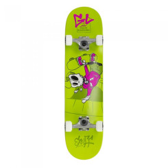 Skateboard Copii Enuff Skully Mini 29.5x7.25 inch Verde Skateboard Copii Enuff Skully Mini 29.5x7.25 inch Verde