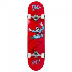 Skateboard Copii Enuff Skully Mini Red 29.5x7.25 inch Rosu Skateboard Copii Enuff Skully Mini Red 29.5x7.25 inch Rosu