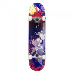 Skateboard Enuff Splat Red/Blue 31.5x7.75 inch Multicolor