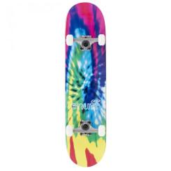 Skateboard Enuff Tie-Dye 31x7.75 inch Multicolor