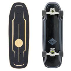 Surf Skate Mindless Longboards Black 30''/76cm Surf Skate Mindless Longboards Black 30''/76cm